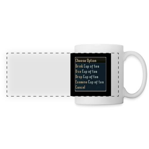 Runescape Cup Of Tea Mug - Panoramic Mug