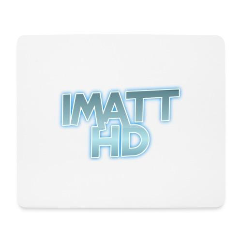 IMatt HD Mousemat White - Mouse Pad (horizontal)