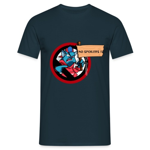 TEE SHIRT NO SPOILER - T-shirt Homme