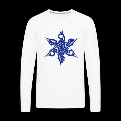 dragon tears - Men's Premium Longsleeve Shirt