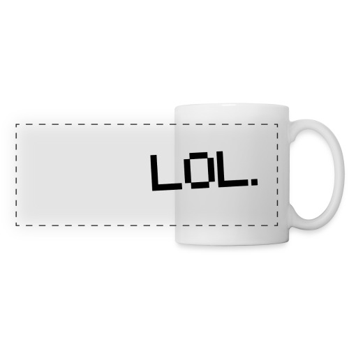 Lol Cup - Panoramic Mug