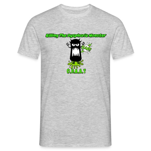 The Dysphoria Monster - Men's T-Shirt