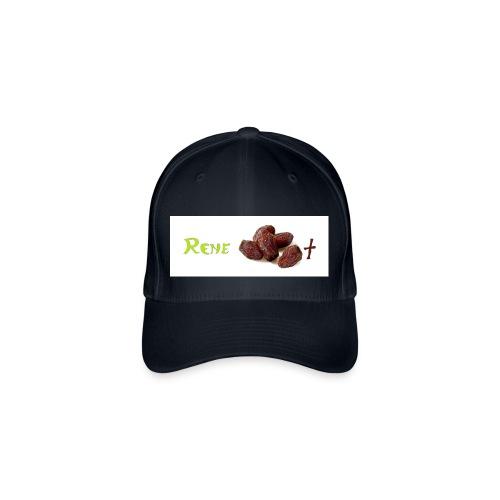 Rene daddelt Fancap - Flexfit Baseballkappe