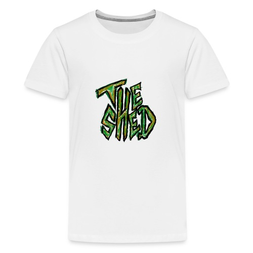 Teen's The Shed T-Shirt - Teenage Premium T-Shirt