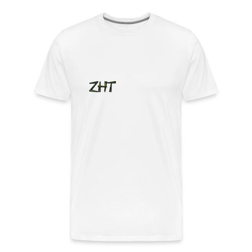 Zombiehit T-Shirt White - Men's Premium T-Shirt