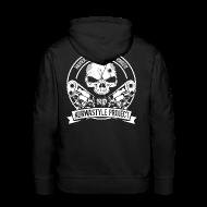 Hoodies & Sweatshirts ~ Men's Premium Hoodie ~ Kurwastyle Project Hoodie - Skull