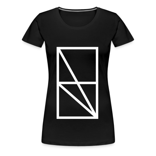 T-Shirt Damen mit rinu.-Logo - Frauen Premium T-Shirt