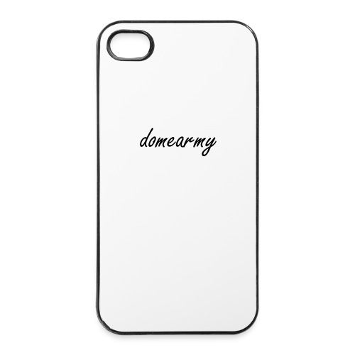 #DOMEARMY iPhone 4/4s Case - iPhone 4/4s Hard Case