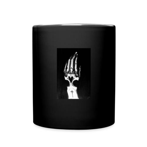 skull cofe - Mug uni