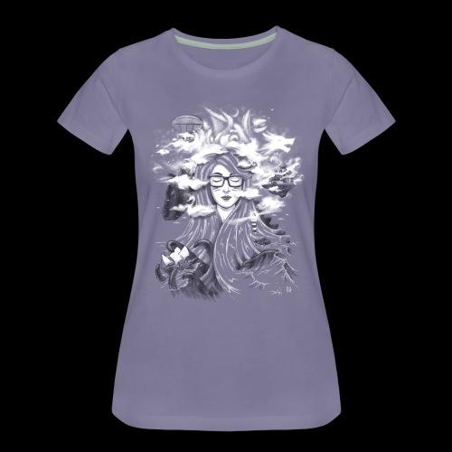 hair - Women's Premium T-Shirt