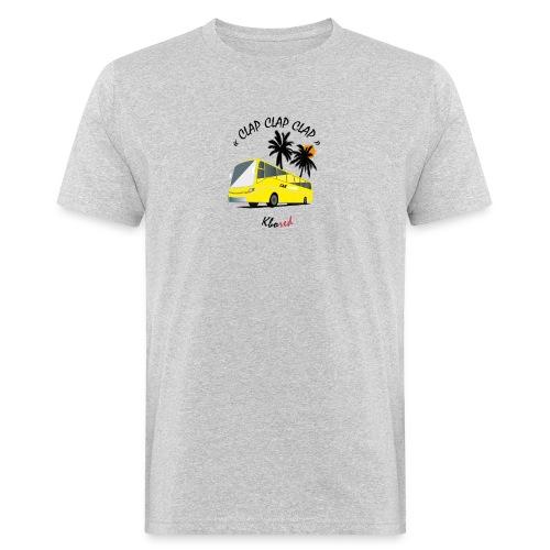 KBORED CAR JAUNE - T-shirt bio Homme
