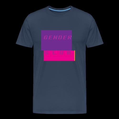 Gender Slur - Mens - Men's Premium T-Shirt