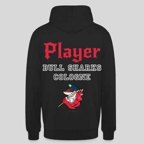 Bull Sharks Player Pullover - Unisex Hoodie