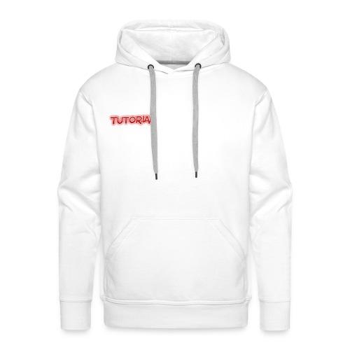 Tutorial Hoodie - Men's Premium Hoodie