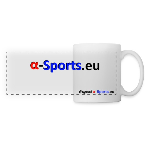Alpha Sports Tasse - Panoramatasse