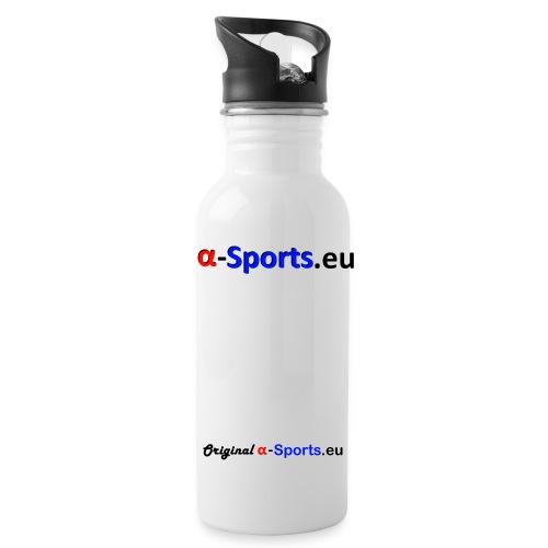 Alpha Sports Trinkflasche - Trinkflasche