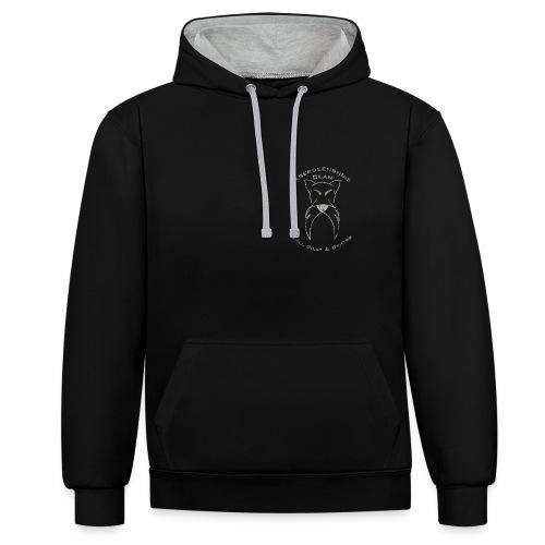 Abedeenshire club hoodie - Contrast Colour Hoodie
