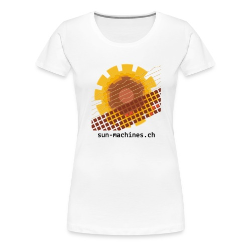 Sun Machines Frauen T-Shirt - Frauen Premium T-Shirt