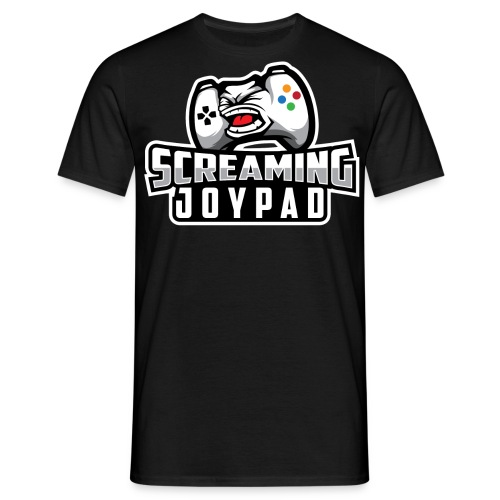 ScreamingJoypad Man's T-shirt - Men's T-Shirt