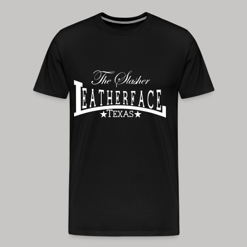 LEATHERFACE - Männer Premium T-Shirt