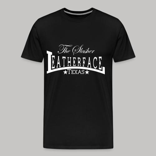 LEATHERFACE - Männer Premium T-Shirt