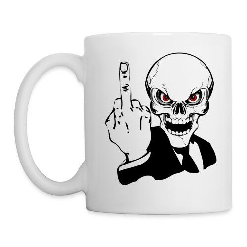 Mug Phénoméne paranoramal - Mug blanc