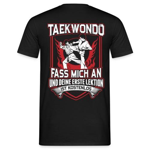 Taekwondo - Erste Lektion - Männer T-Shirt