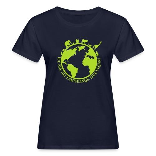 Bio T-Shirt Women - Women's Organic T-Shirt
