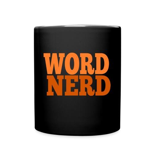 Word Nerd Mug - Full Colour Mug