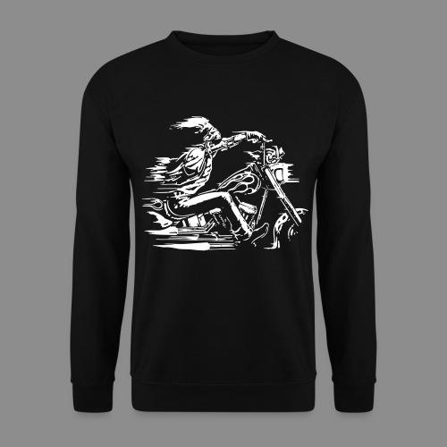Motorcycle Skull - Sudadera hombre