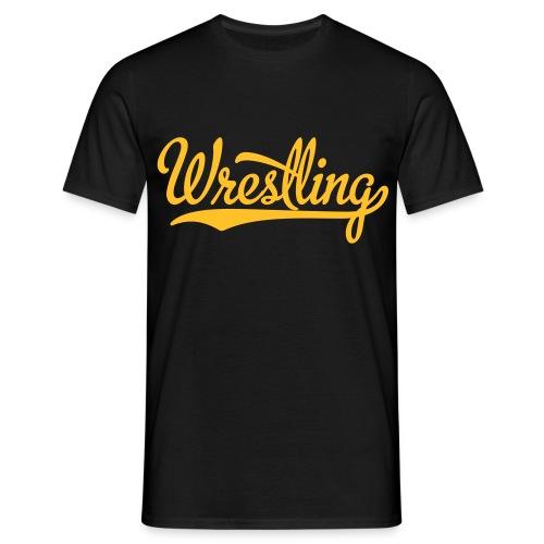 Wrestling - T-shirt Homme