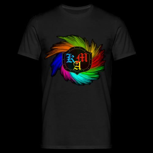 KAM - Pixels Männer T-Shirt - Männer T-Shirt
