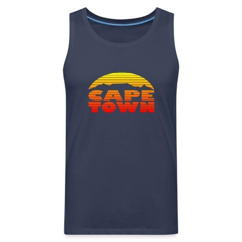Cape Town Tanktop - Männer Premium Tank Top