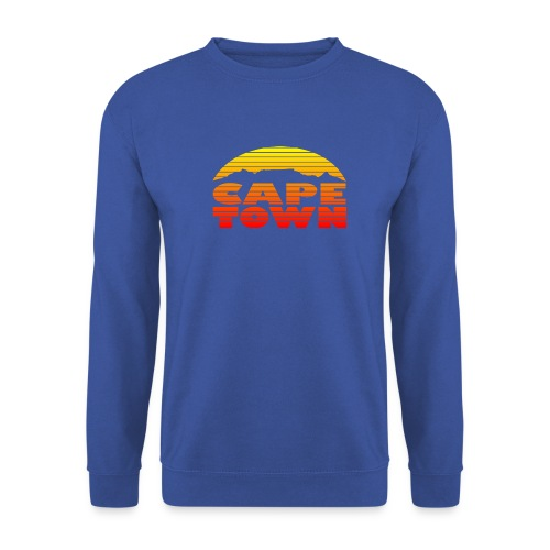 Cape Town Sunset long sleeve - Männer Pullover