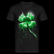Tee shirts ~ Tee shirt Homme ~ Four Leaf Clover