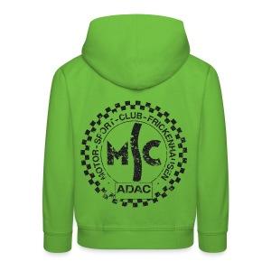 MSC Kinder Kapuzenpullover neutral - Kinder Premium Hoodie