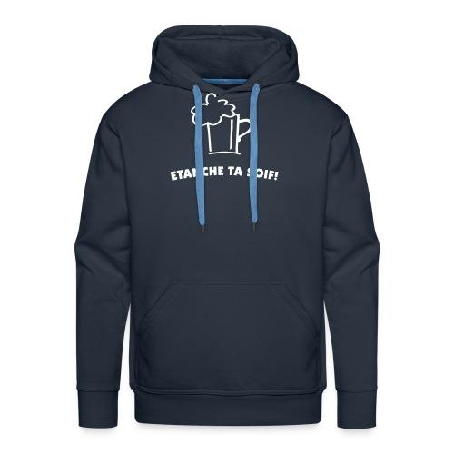 sweat a capuche - Sweat-shirt à capuche Premium pour hommes