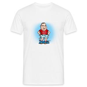 Löfven blottar sig - T-shirt herr