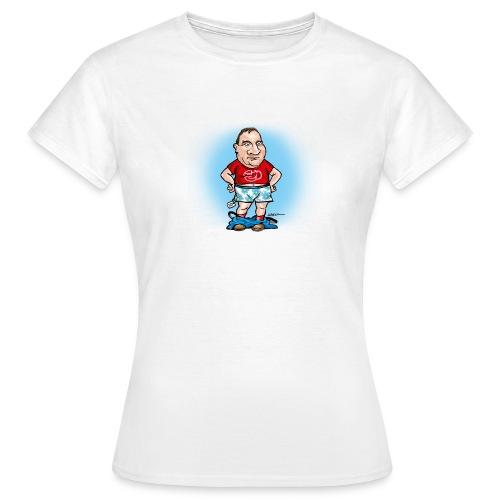 Löfven blottar sig - T-shirt dam