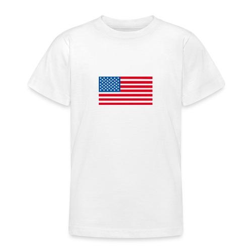USA for kids2 - Teenager T-shirt