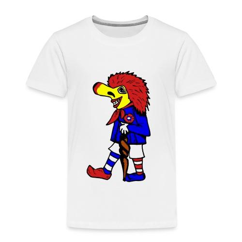 KINDER T-Shirt - stehender Waggis - Kinder Premium T-Shirt