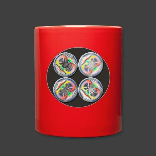 Five Spheres - Full Colour Mug
