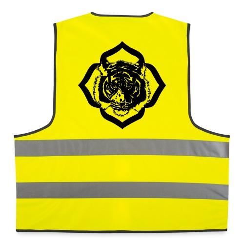 Gilet de sécurité - LDMT,Lafay,Lafay Athletics,la douceur mène à tout