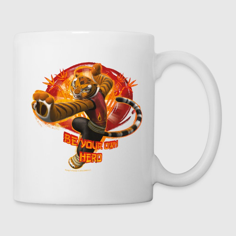 Kung Fu Panda 3 Tigress Hero Mug - Mug