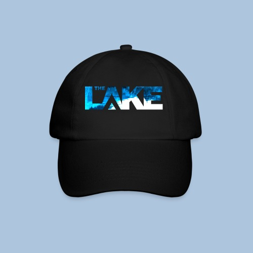 Cappello THE LAKE logo colorato - Cappello con visiera