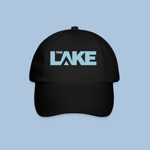 Cappello THE LAKE logo monocromatico - Cappello con visiera