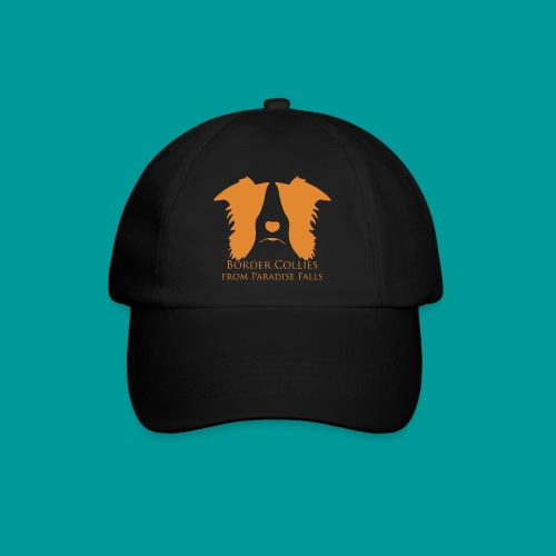 Basecap Logo Orange - Baseballkappe