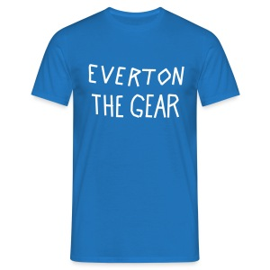 Men's FA Cup 'EVERTON THE GEAR' tshirt  - Men's T-Shirt