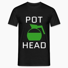 Pot Head T-Shirts