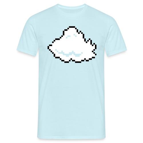 Mario Cloud - Mannen T-shirt